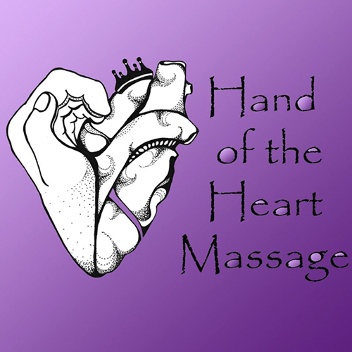 Hand of the Heart Massage
